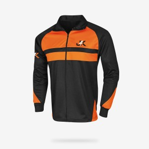 Goalkeeper Tracksuit Top (Full-Zip)