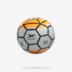 J4K SIZE 4 FOOTBALL - ORANGE