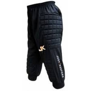 3/4 Padded Goalkeeper Pants Adult